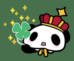 King PANDA sticker #698850