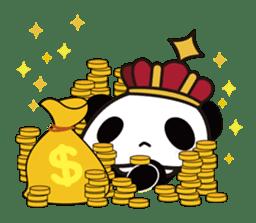 King PANDA sticker #698851