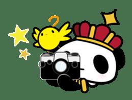 King PANDA sticker #698854
