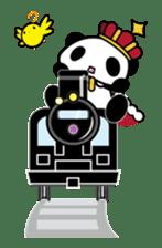 King PANDA sticker #698858
