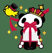 King PANDA sticker #698859