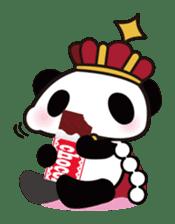 King PANDA sticker #698866