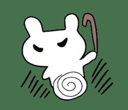 Stuffed animal sticker #699356