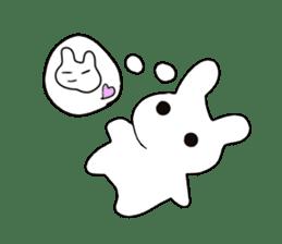 Stuffed animal sticker #699364