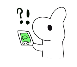 Stuffed animal sticker #699365