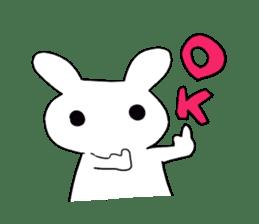Stuffed animal sticker #699372