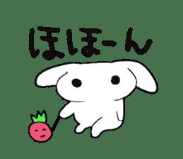 Stuffed animal sticker #699375