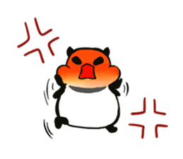 Osanpo MochiPanda (English Version) sticker #699450