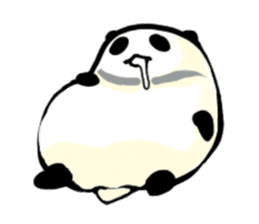 Osanpo MochiPanda (English Version) sticker #699458