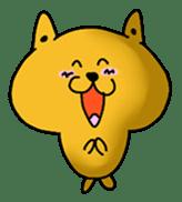 ANJI CAT sticker #699874