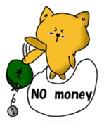 ANJI CAT sticker #699881