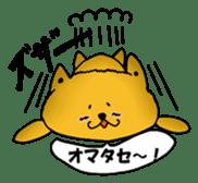 ANJI CAT sticker #699886