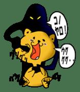 ANJI CAT sticker #699892