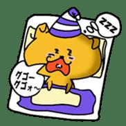 ANJI CAT sticker #699901