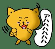 ANJI CAT sticker #699907