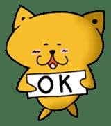 ANJI CAT sticker #699909