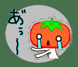 TOMATY of a tomato sticker #700277