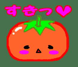 TOMATY of a tomato sticker #700281