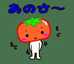 TOMATY of a tomato sticker #700293