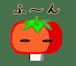TOMATY of a tomato sticker #700296