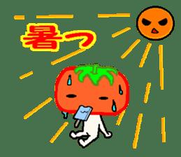TOMATY of a tomato sticker #700298
