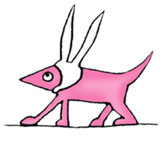 Rabbitland sticker #701550