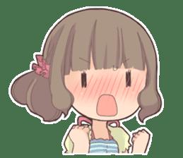 Momokuri sticker #702481