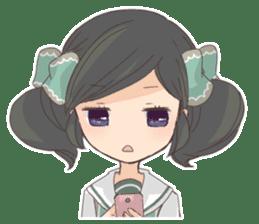 Momokuri sticker #702493