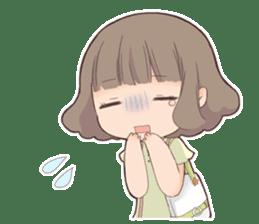 Momokuri sticker #702500