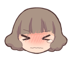 Momokuri sticker #702504