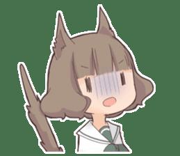 Momokuri sticker #702509