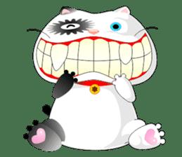 PandaCat sticker #703753