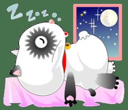 PandaCat sticker #703764