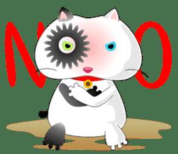 PandaCat sticker #703766