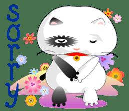 PandaCat sticker #703770