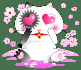 PandaCat sticker #703779