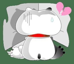 PandaCat sticker #703781