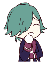 OZMAFIA!!(2) sticker #704116