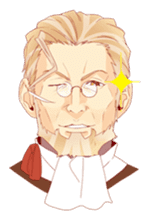 OZMAFIA!!(2) sticker #704144