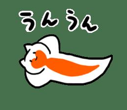 SEA ANGEL sticker #706513