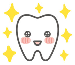 Let's try! Oral care! sticker #710032