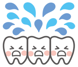 Let's try! Oral care! sticker #710049