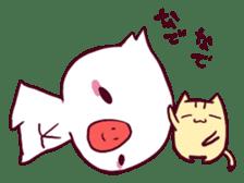two.tori(modoki) sticker #710639