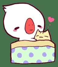 two.tori(modoki) sticker #710642