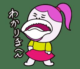 shellmatsu school sticker #711232