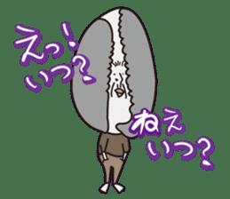shellmatsu school sticker #711249