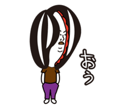 shellmatsu school sticker #711250