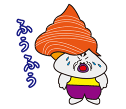 shellmatsu school sticker #711255