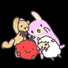Ringo-san's Family