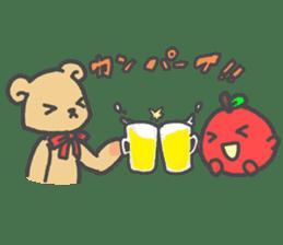 Ringo-san's Family sticker #711551